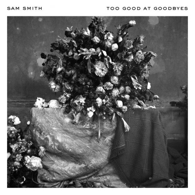 "SAM SMITH  PRESENTA  ""TOO GOOD AT GOODBYES"""