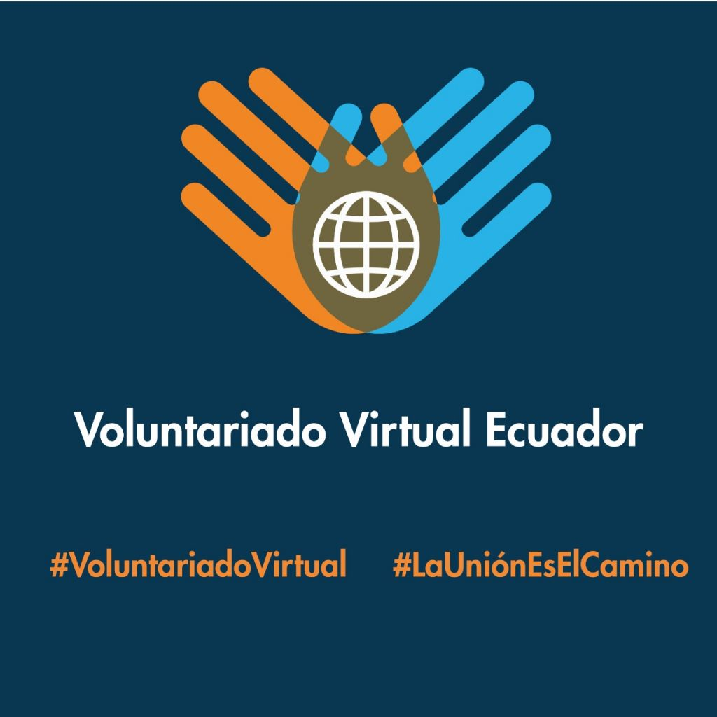 Voluntariado Virtual Ecuador